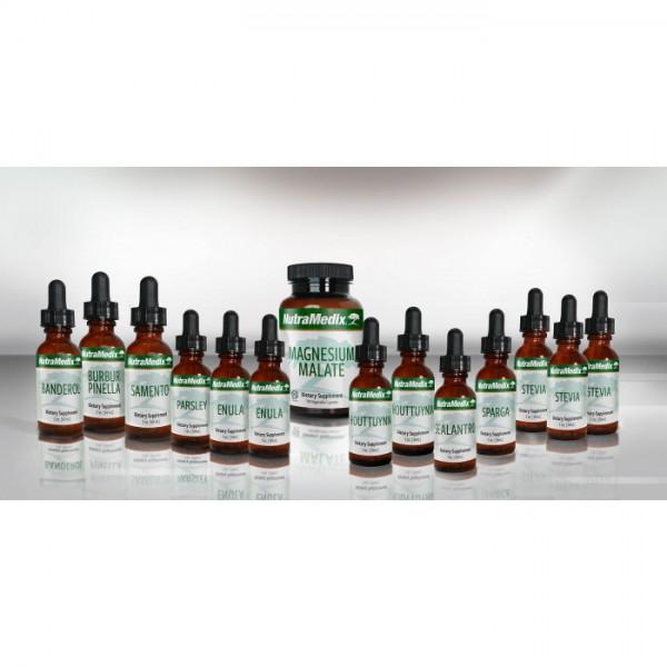 Nutramedix Cowden Protokoll Monat 4