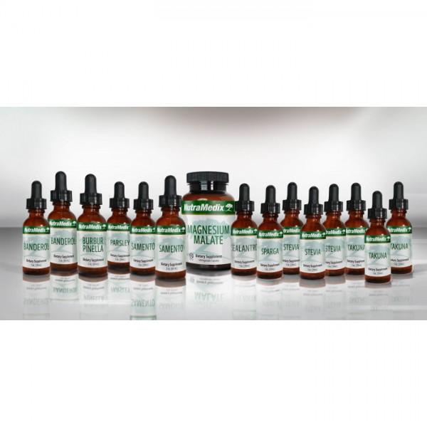 Nutramedix Cowden Protokoll Monat 2