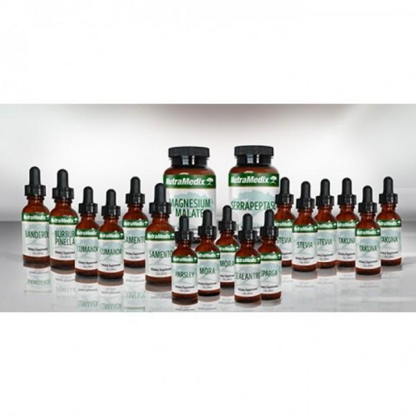 Nutramedix Cowden Protokoll Monat 3