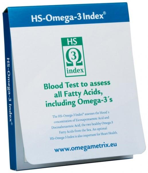 HS Omega-3 Index Blut Selbsttest