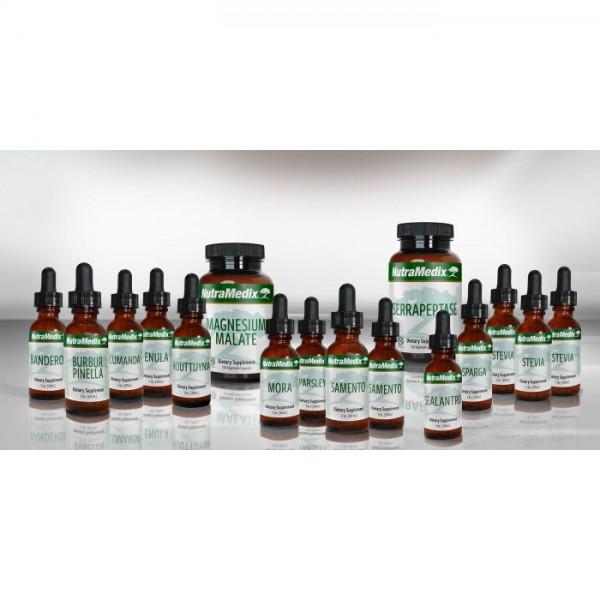 Nutramedix Cowden Protokoll Monat 8