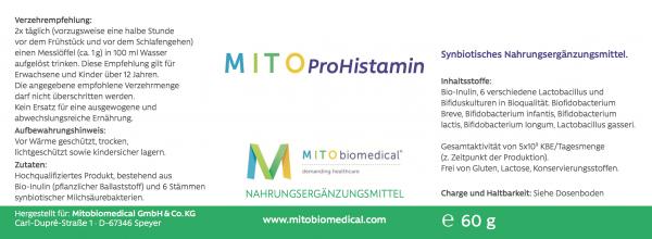 MITO Pro-Histamin