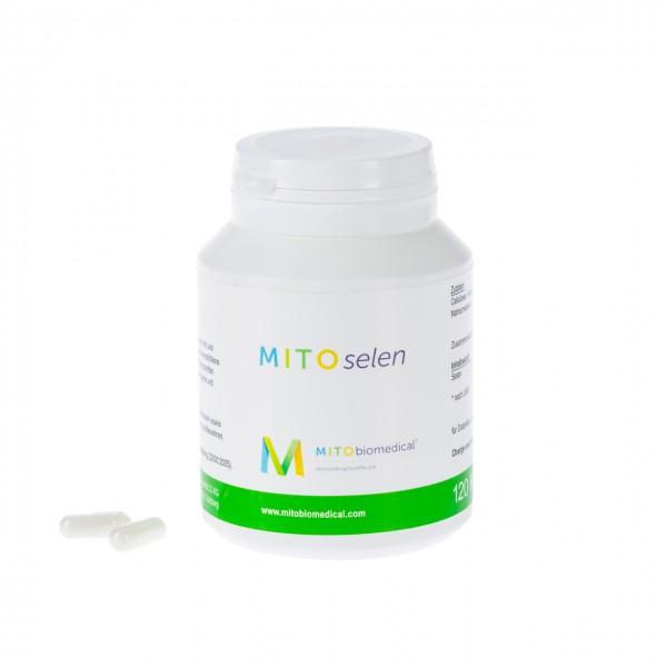 MITOSelen – 200 µg 120 Kapseln