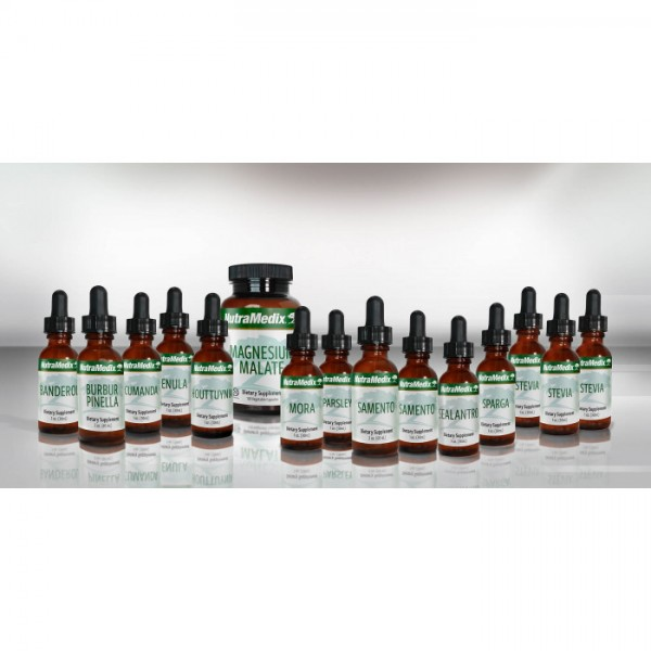 Nutramedix Cowden Protokoll Monat 6